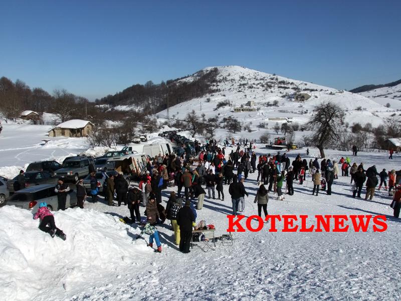 kotel ski pista 12