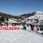 kotel ski pista 13