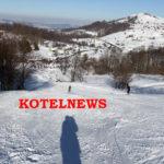 kotel ski pista 25