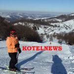 kotel ski pista 26