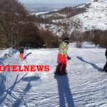 kotel ski pista 27
