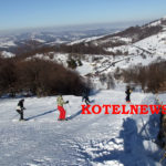 kotel ski pista 28