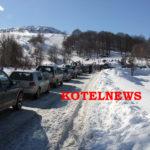 kotel ski pista 8