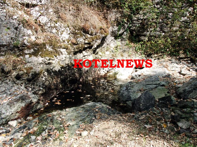 kotel bezvodie voden rejim 5
