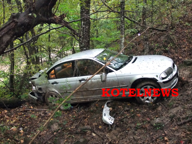 katastrofa BMW Ticha Kotel 7