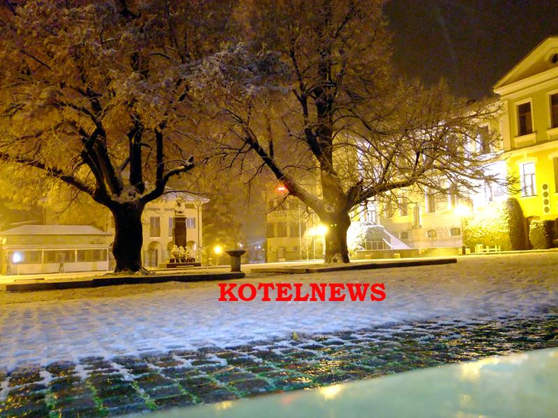 kotel parvi snow 2017 E