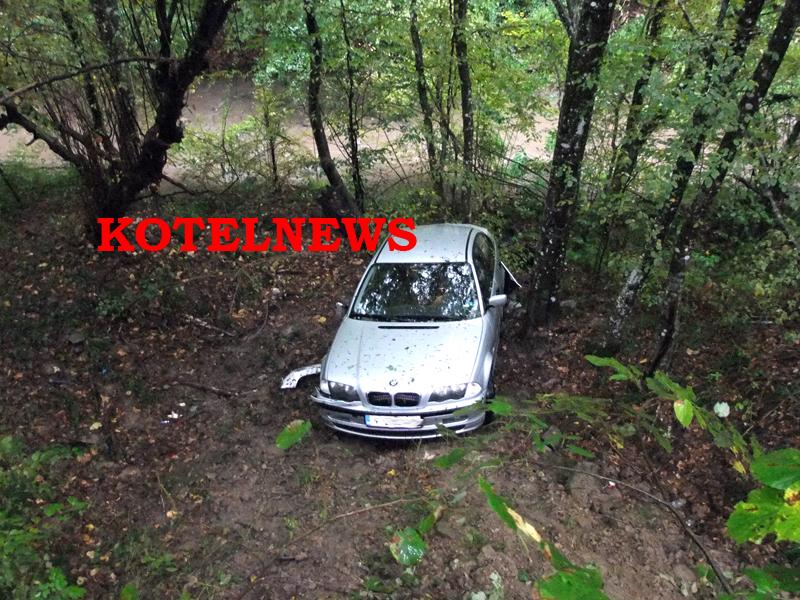 katastrofa BMW Ticha Kotel 2